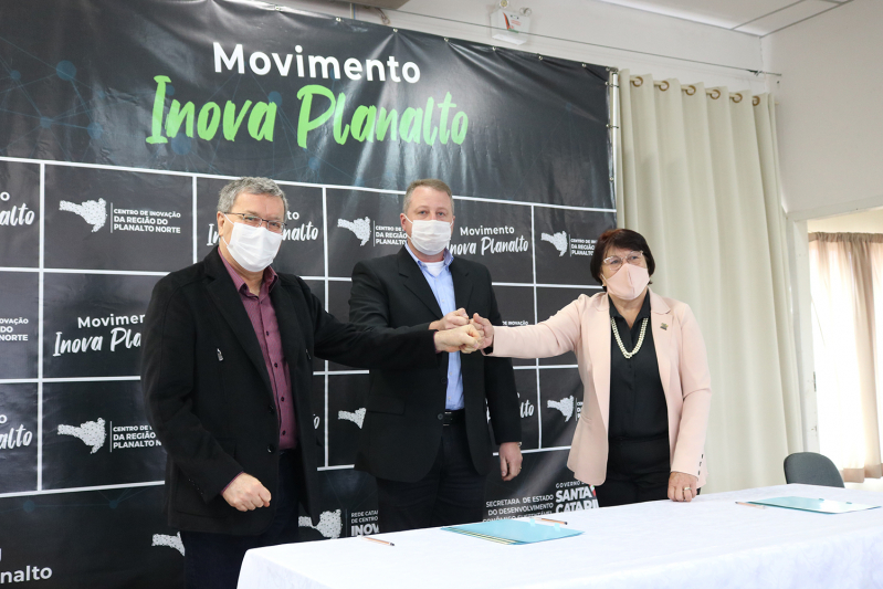 Movimento Inova Planalto Realiza 1º Encontro Regional Pela Inovação