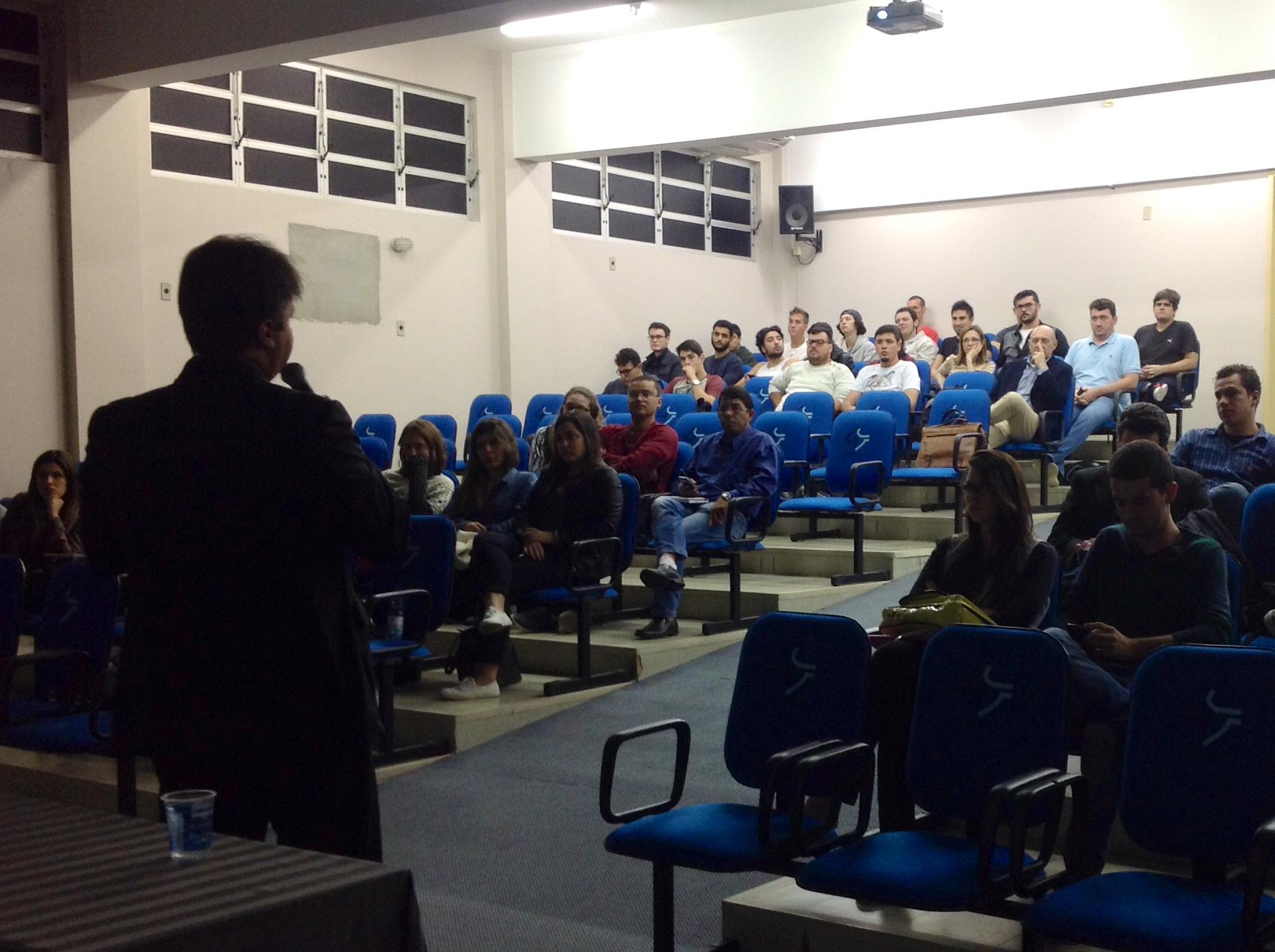 UFSC E Unisul Reúnem Estudantes