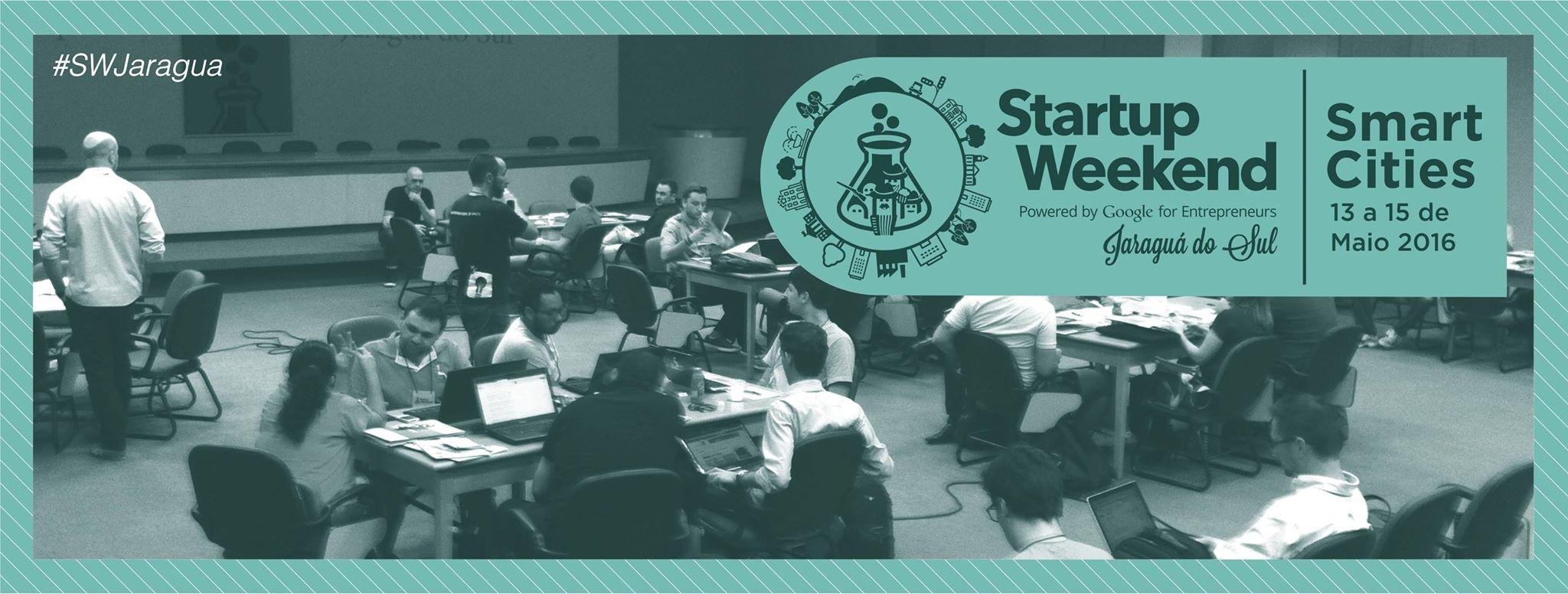 VIA Faz PIT STOP Para Startup Weekend Brasileiro Sobre Smart Cities