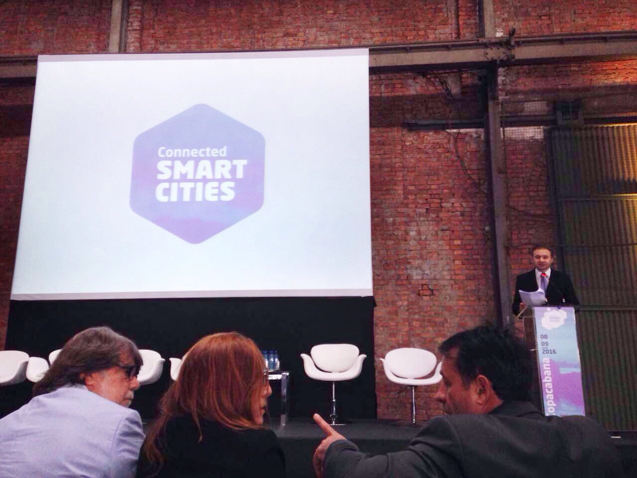 Connected Smart Cities – Rio