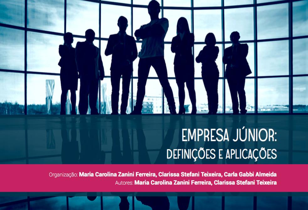 Ebook Empresa Júnior: Definições E Aplicações