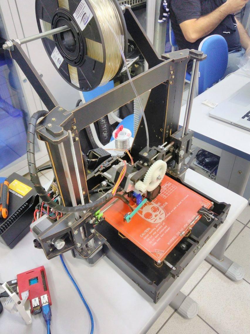 2º Encontro RepRap Impressão 3D
