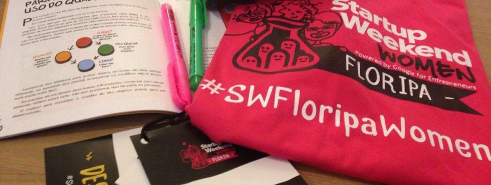 Startup Weekend Women Floripa!