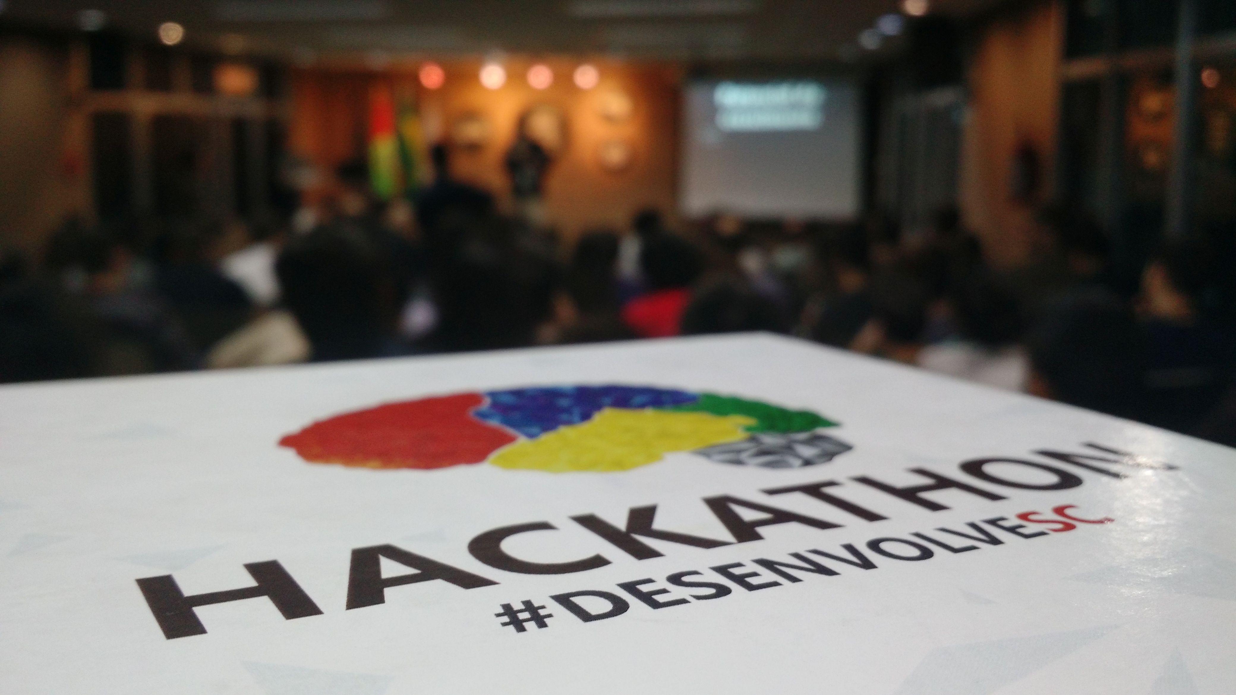 Terceiro Dia Do Hackathon #DesenvolveSC!