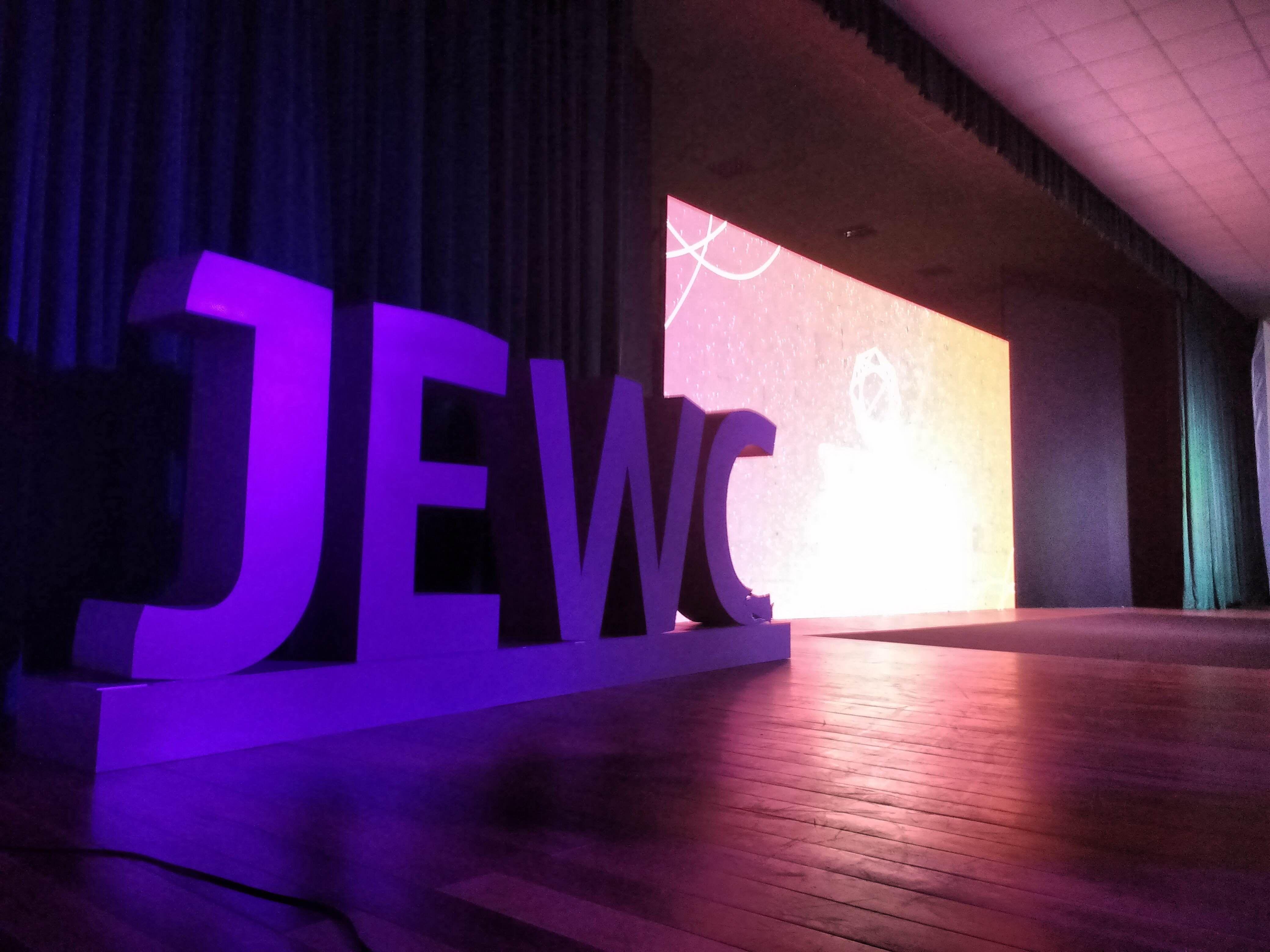2 Meses De JEWC Floripa – Sensacional E Transformador