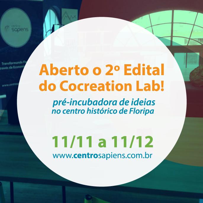 Cocreation Lab Do Centro Sapiens Recebe Imprensa Para Lançamento De Edital