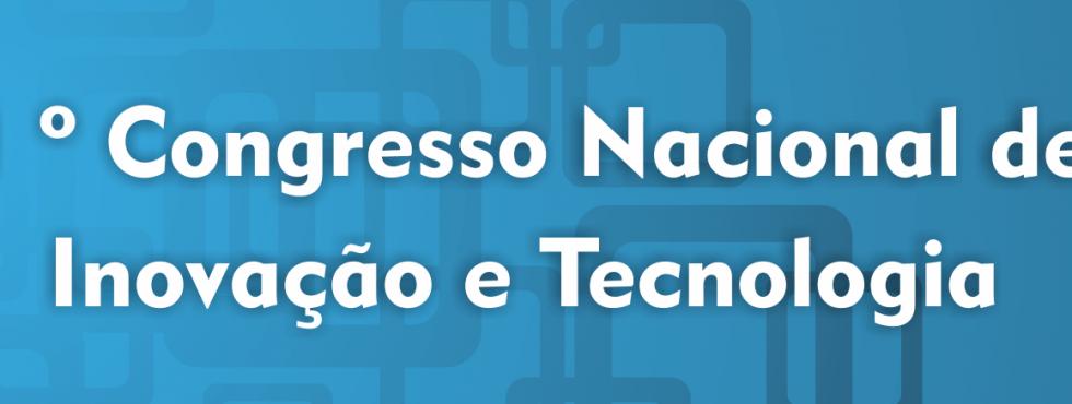 Congresso Nacional De Inovacao E Tecnologia