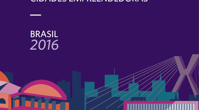 Indice De Cidades Empreendedoras 2016