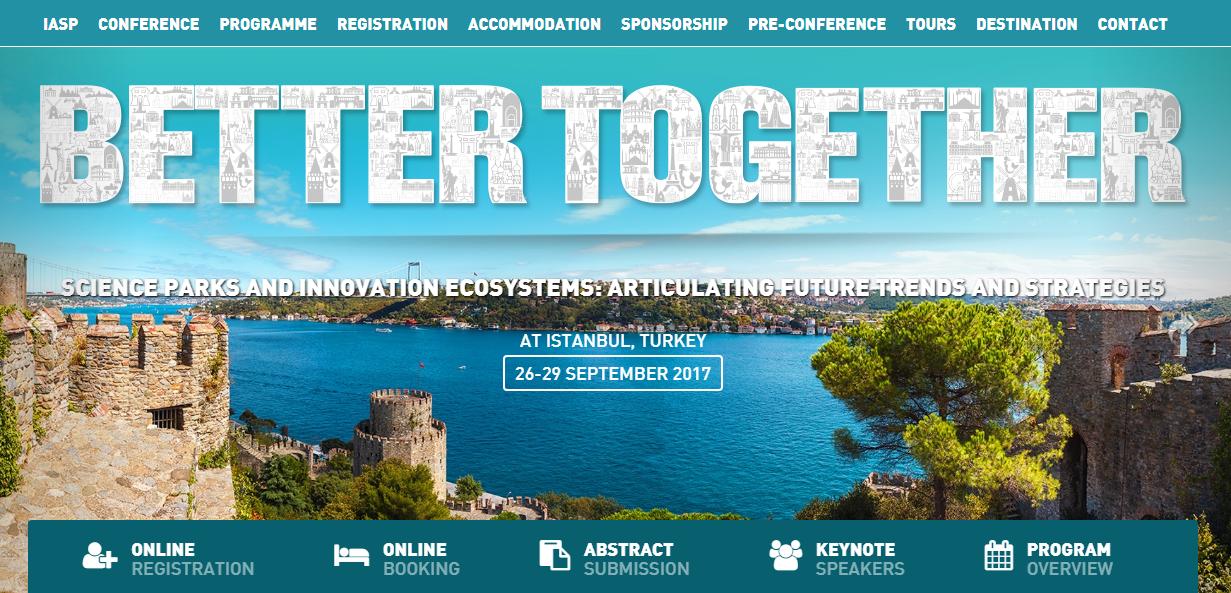 Prorrogado Prazo Para Chamada Da Conferência IASP 2017