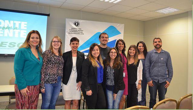 Eventos Sobre Propriedade Intelectual E Inovação Movimentaram Floripa!