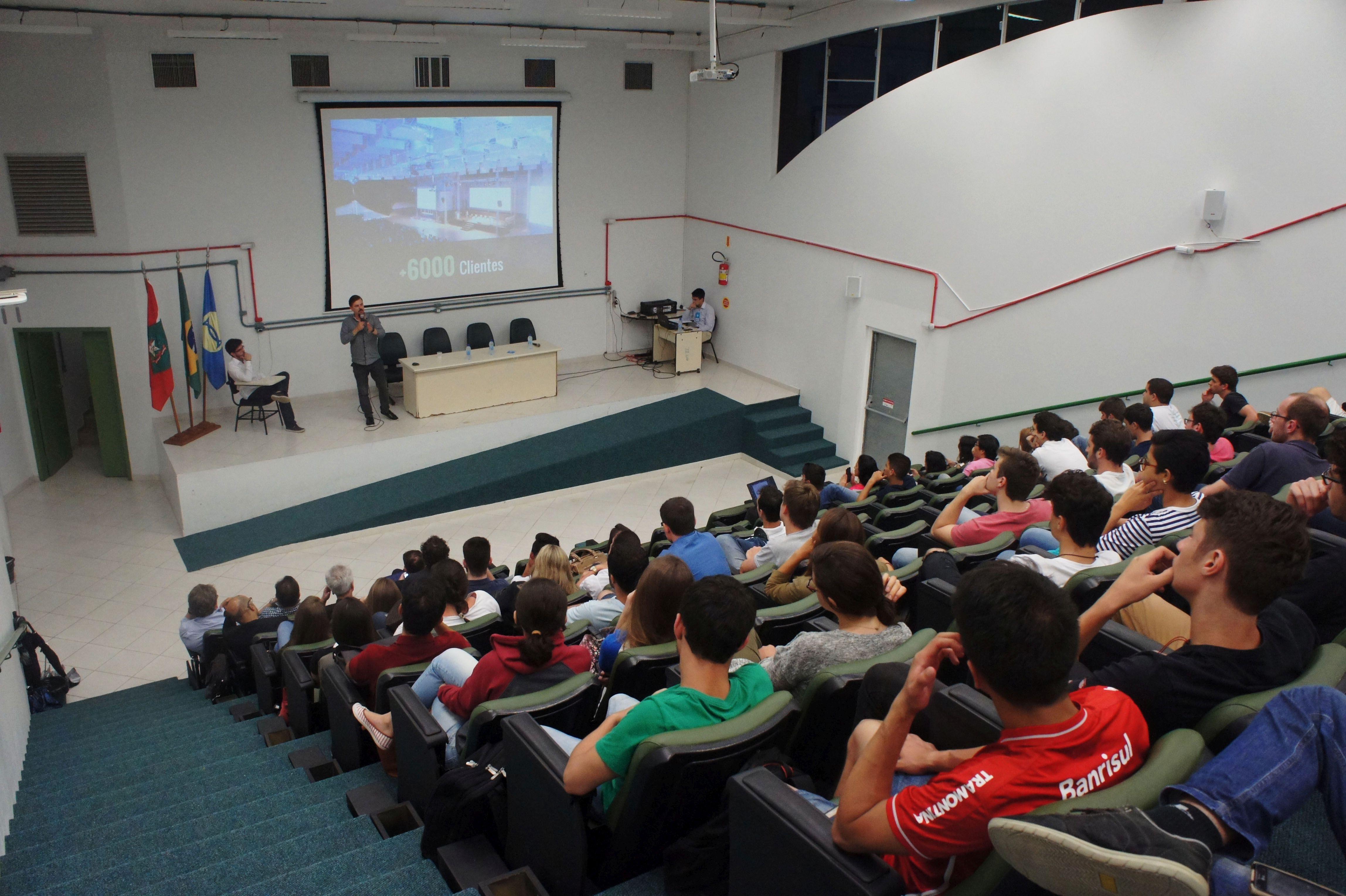 Discussão Das Universidades Empreendedoras Chega Na UFSC!