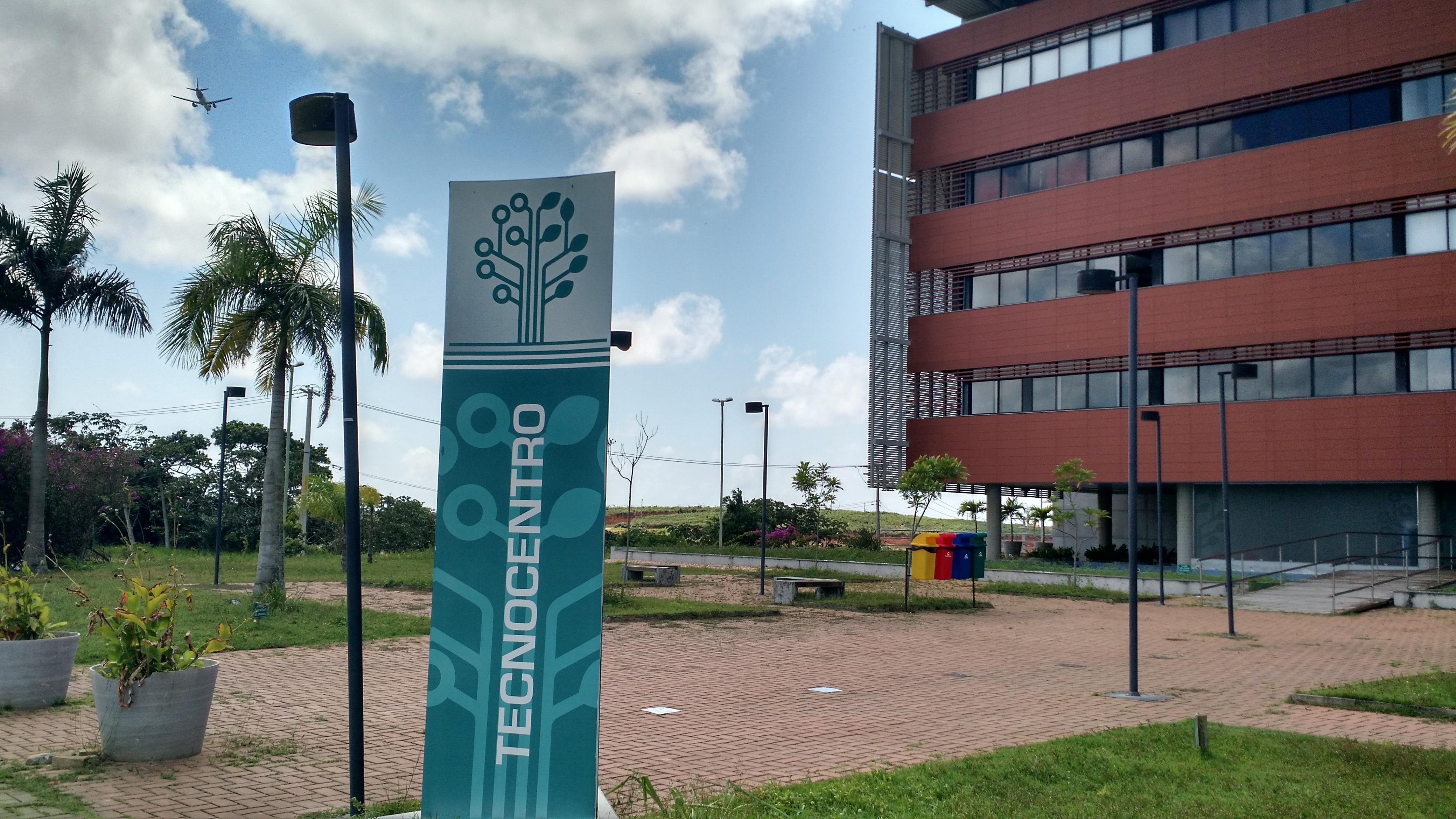 VIA Em TOUR – Parque Tecnológico Da Bahia