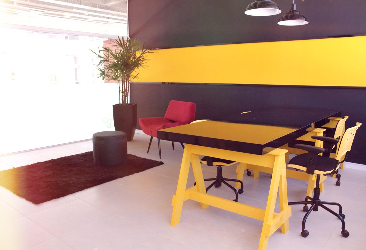 Novo Coworking Em Lages No Centro De Inovação