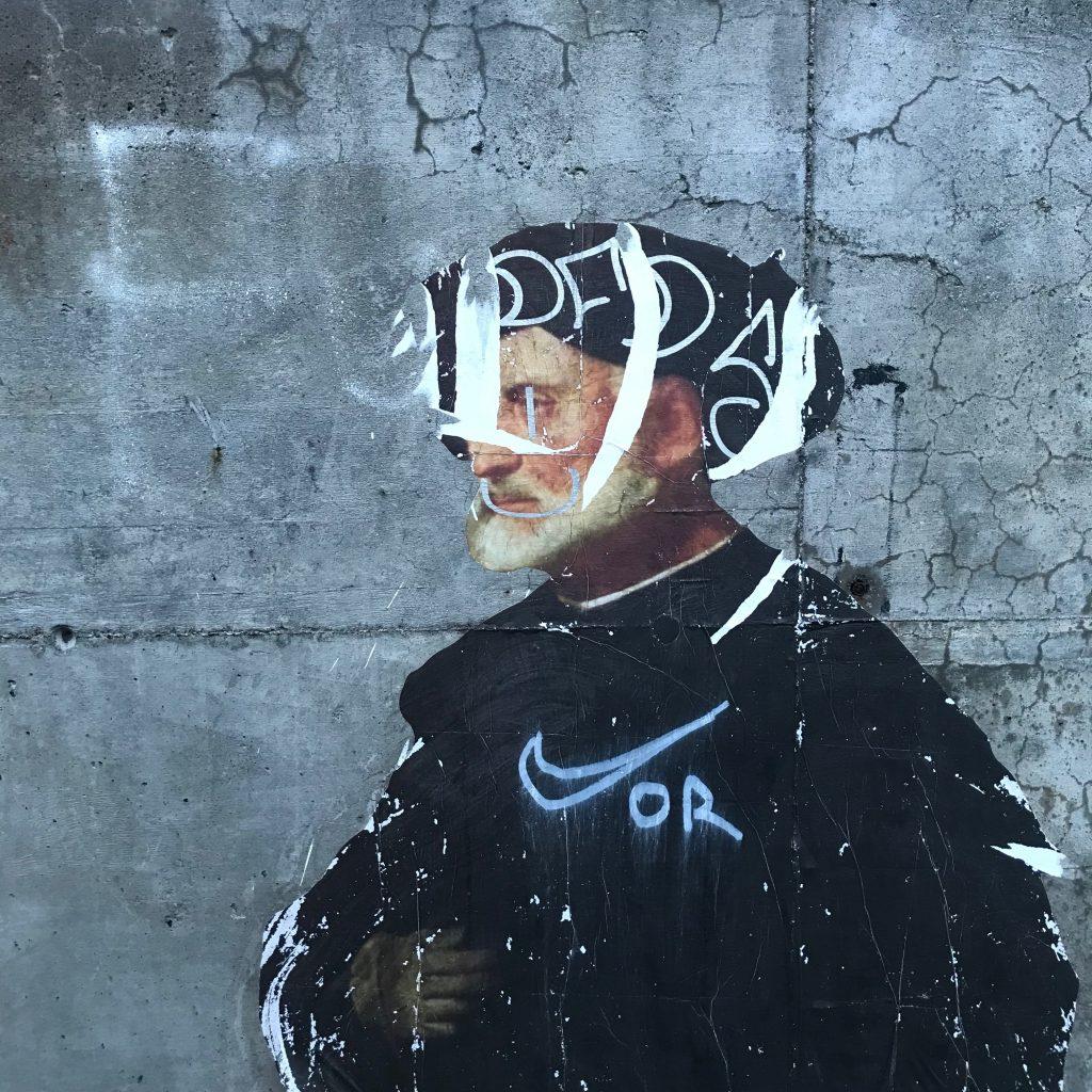 Arte urbana em Oslo
