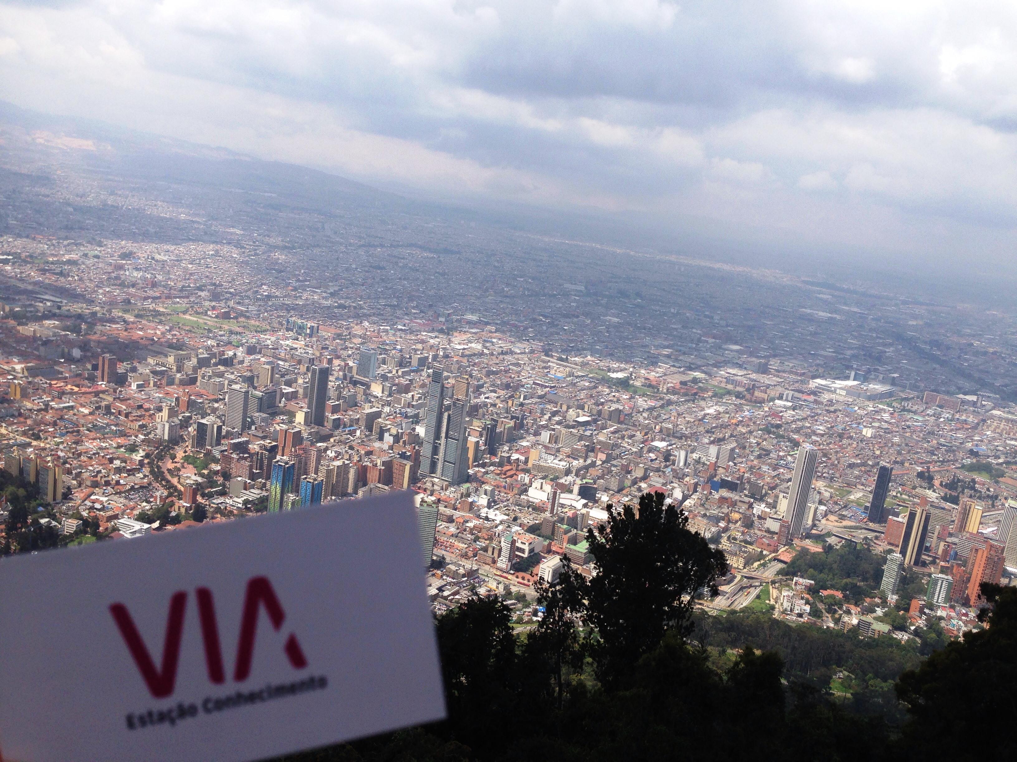VIA Na Colômbia – As Percepções Do País Onde As Transformações Espacial E Social Impactaram Todo O Mundo