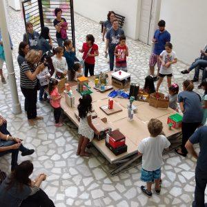 Oficina Crianças Prototipacao