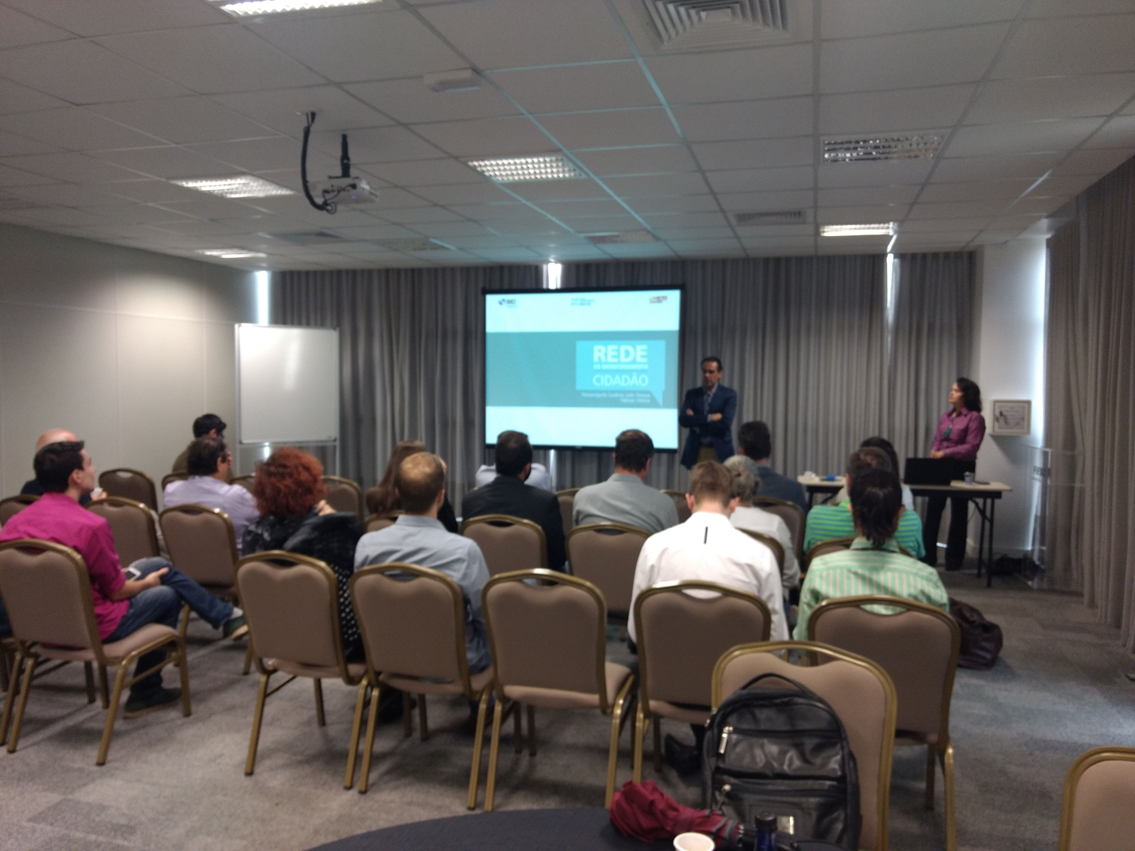 Rede De Monitoramento Cidadão Faz Workshop De Análise Dos Indicadores