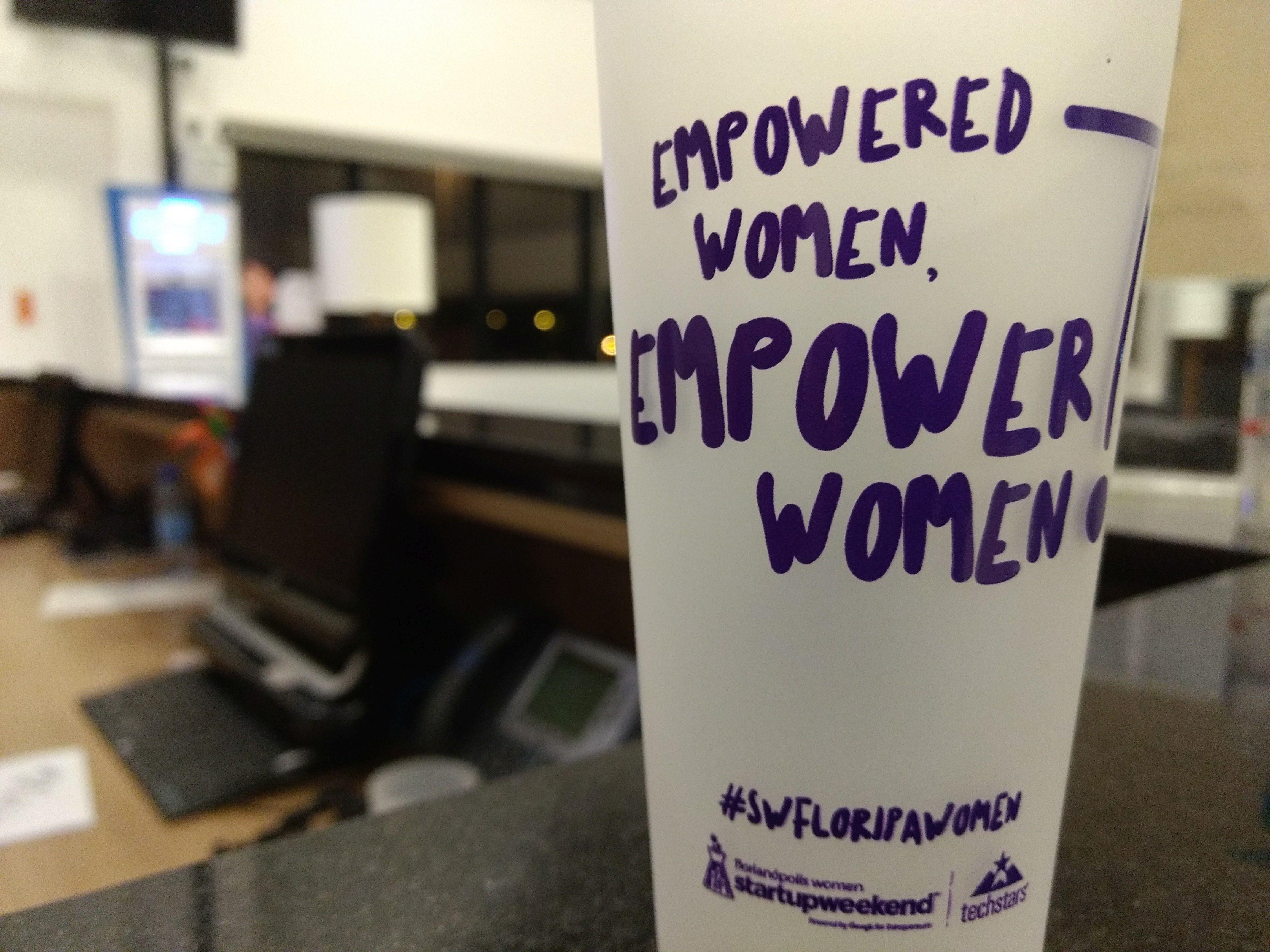 Startup Weekend Women é Realizado Em Sua Segunda Edição Em Floripa
