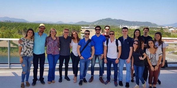 Semana Global De Empreendedorismo é Marcada Por Visitas Técnicas Aos Habitats De Inovação Em Florianópolis