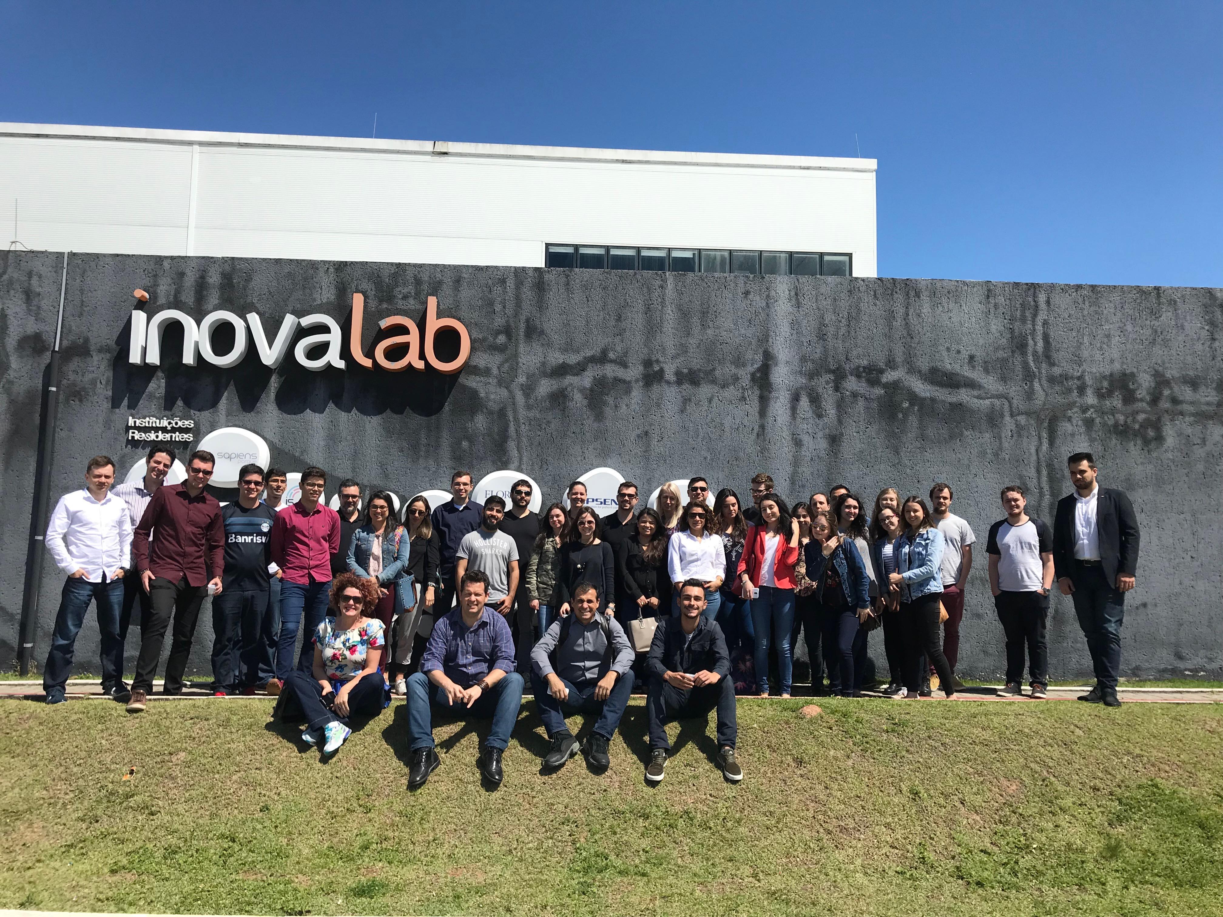 Open Sapiens Recebe Vencedores Do Prêmio De Inovação Joinville Da ExpoInovação