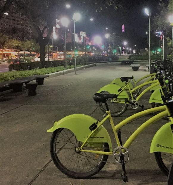 Bicicletas Disponibilizadas Pela Prefeitura - EcoBici