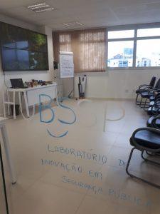 laboratório de inovação SSP