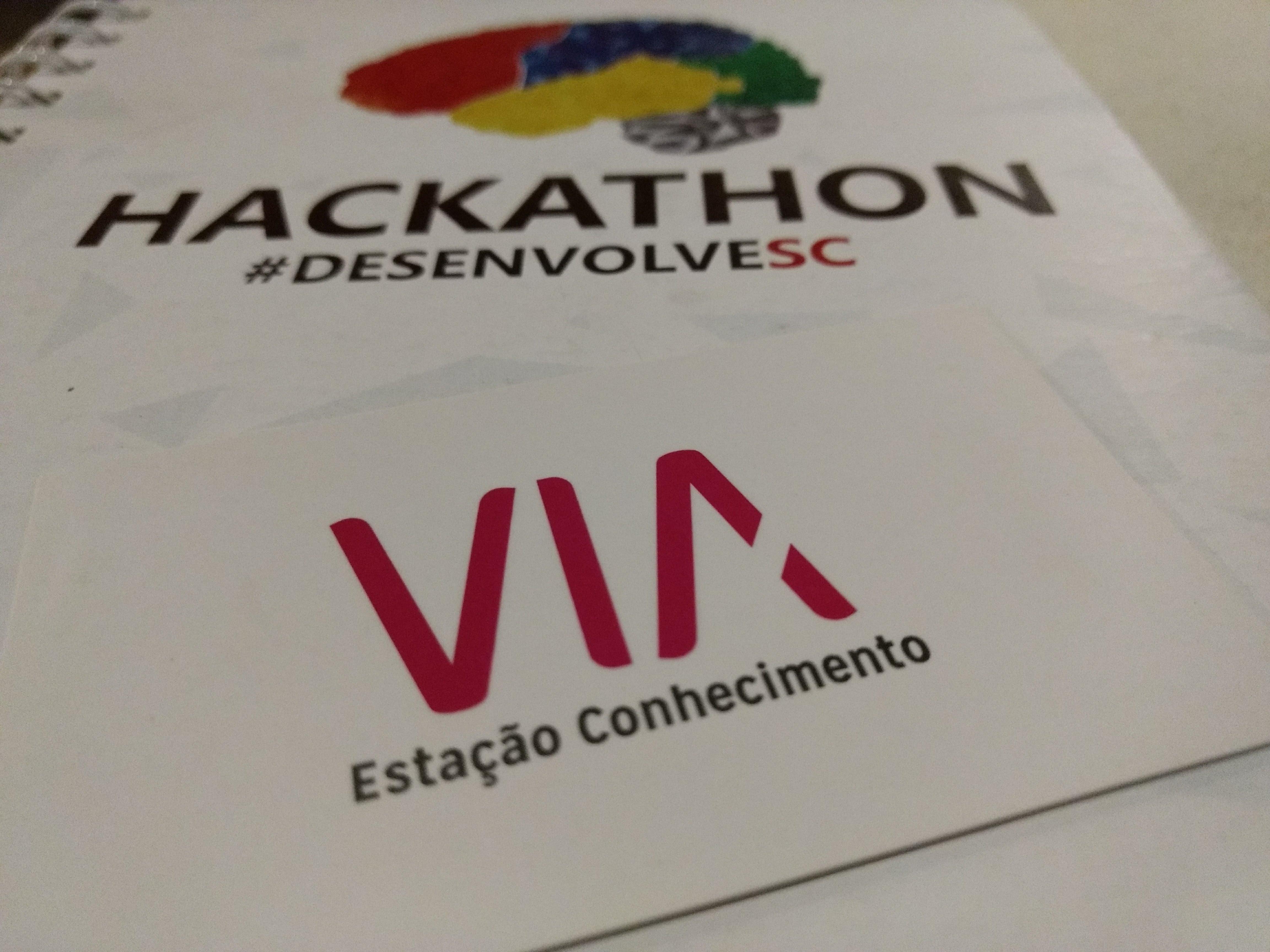 VIA E CIASC Se Reúnem Para Tratar Da Terceira Edição Do Hackathon #Desenvolve SC