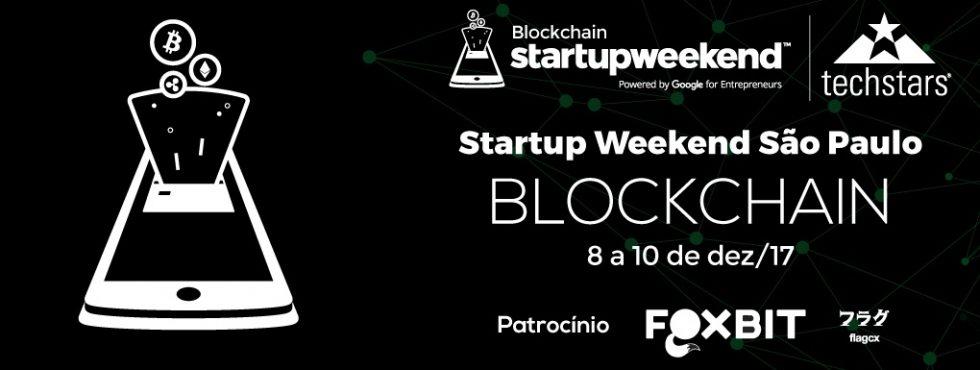 O Startup Weekend Blochain é Um Evento De Imersão, Uma Experiência única Onde Empreendedores E Aspirantes A Empreendedores Podem Descobrir Se Suas Ideias De Startups São Viáveis