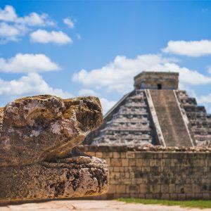 Chichén Itzá Em Merida, México