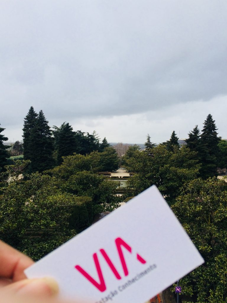 Jardins do Palácio Real em Madrid - Espanha - A entrada no palácio é paga, contudo há dias gratuitos no mês.