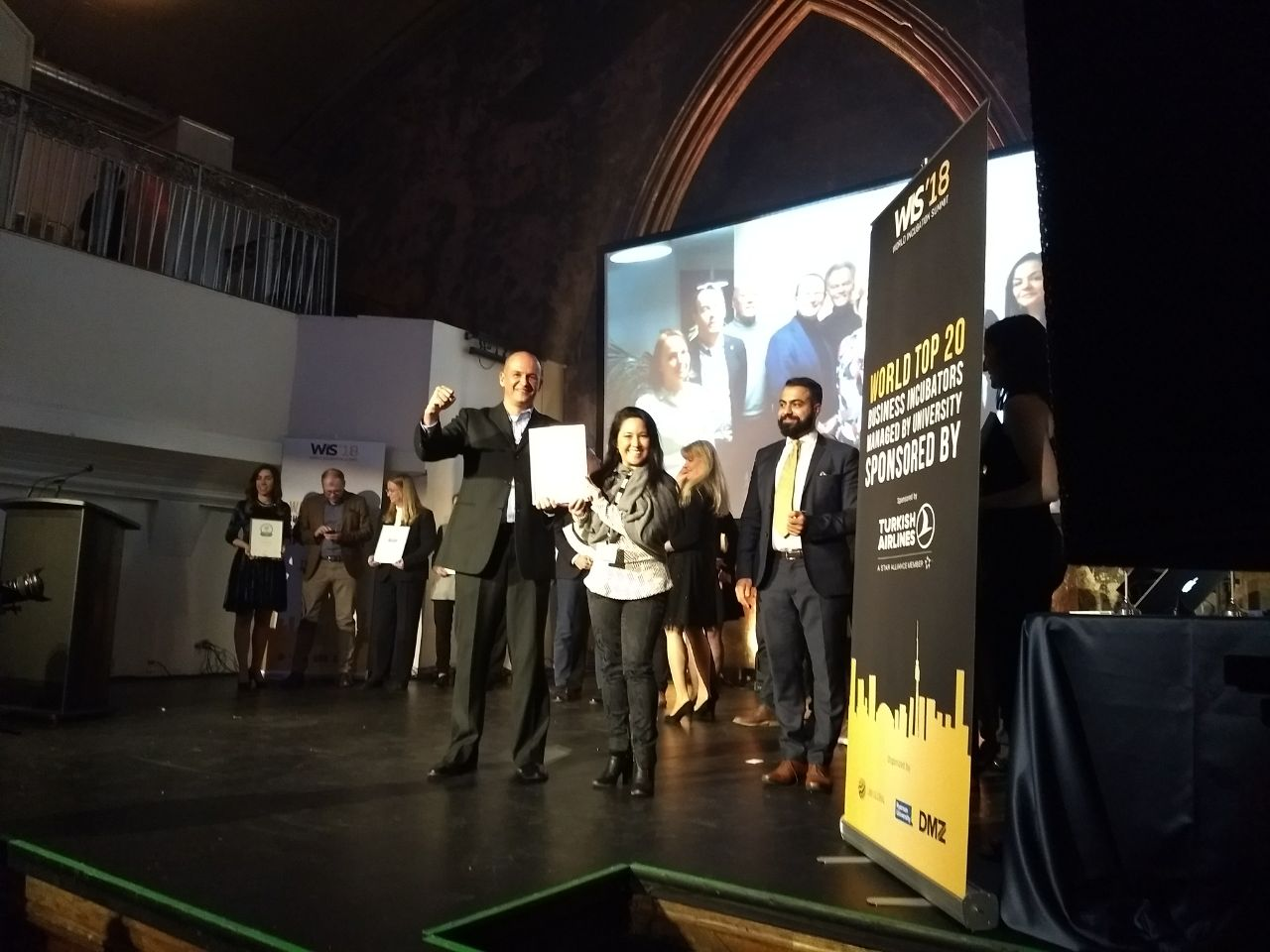 MIDITEC Premiado No World Incubation Summit