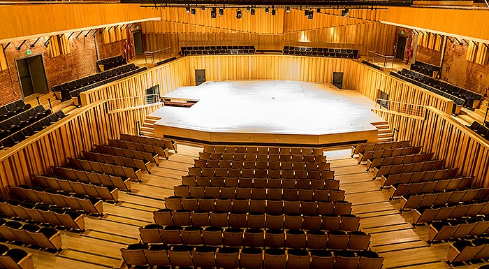 Auditorio - Usina Del Arte
