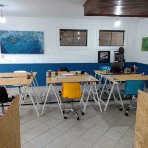 Habitats De Inovação E Empreendedorismo Em Florianópolis: SAL Coworking