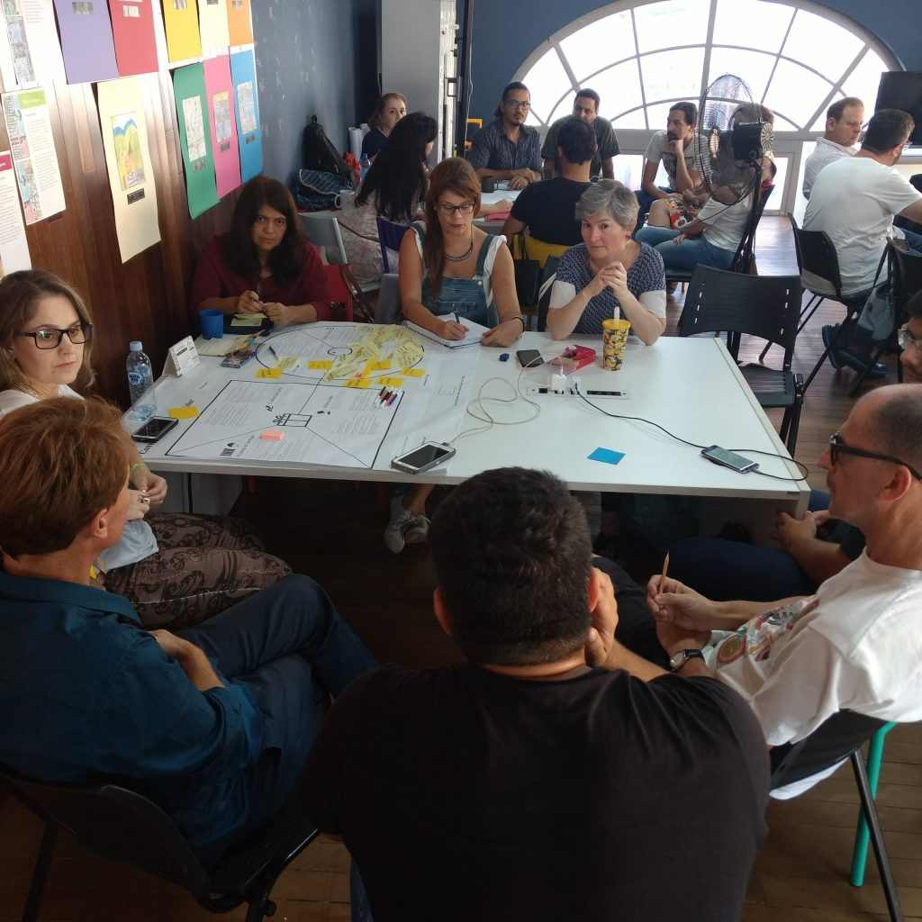 Stakeholders E Alunos Dos Grupos De Economia Criativa E Identidade E Recursos Culturais