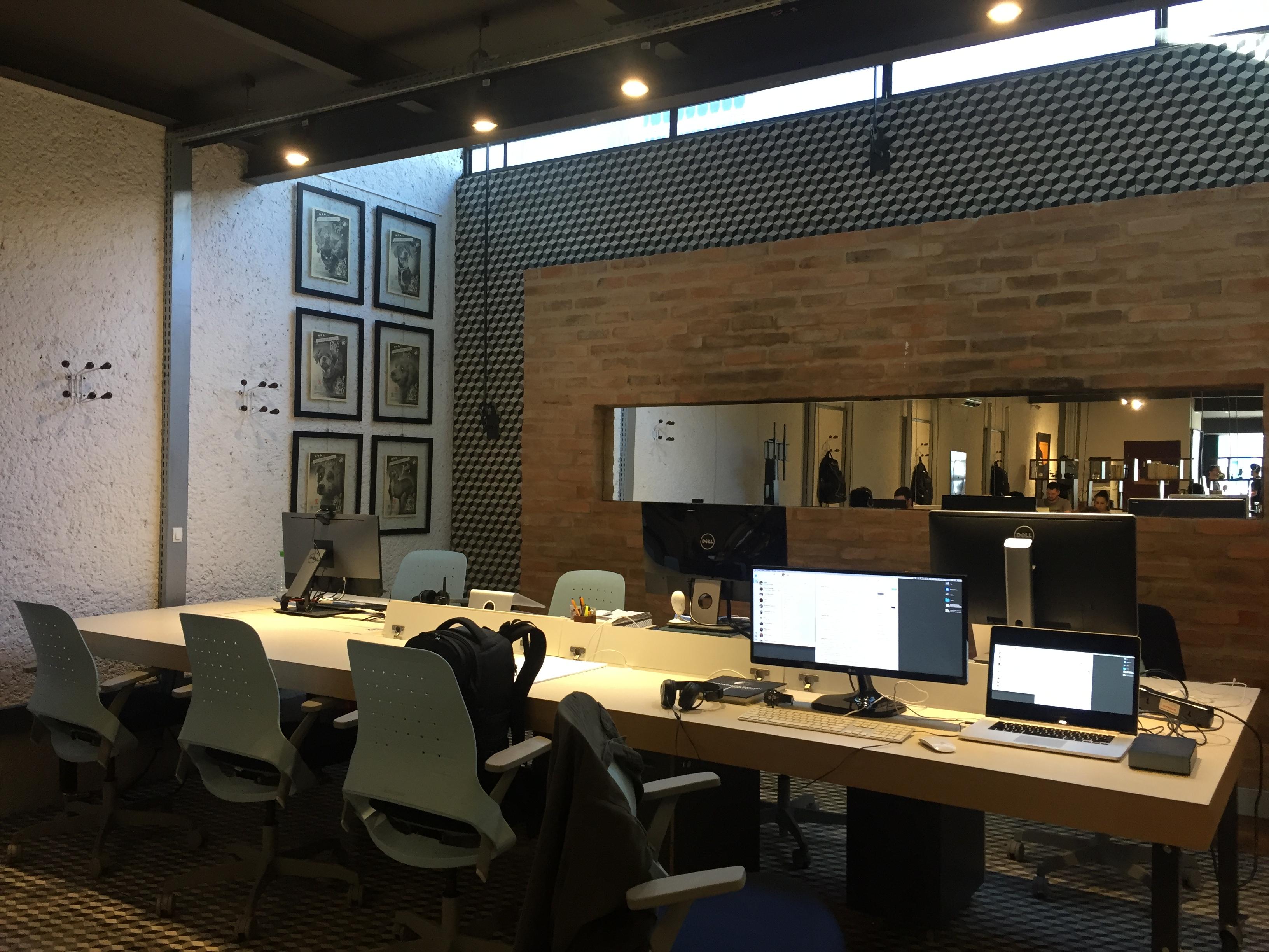 Visita Aos Habitats De Inovação E Empreendedorismo De Floripa: S7 Coworking