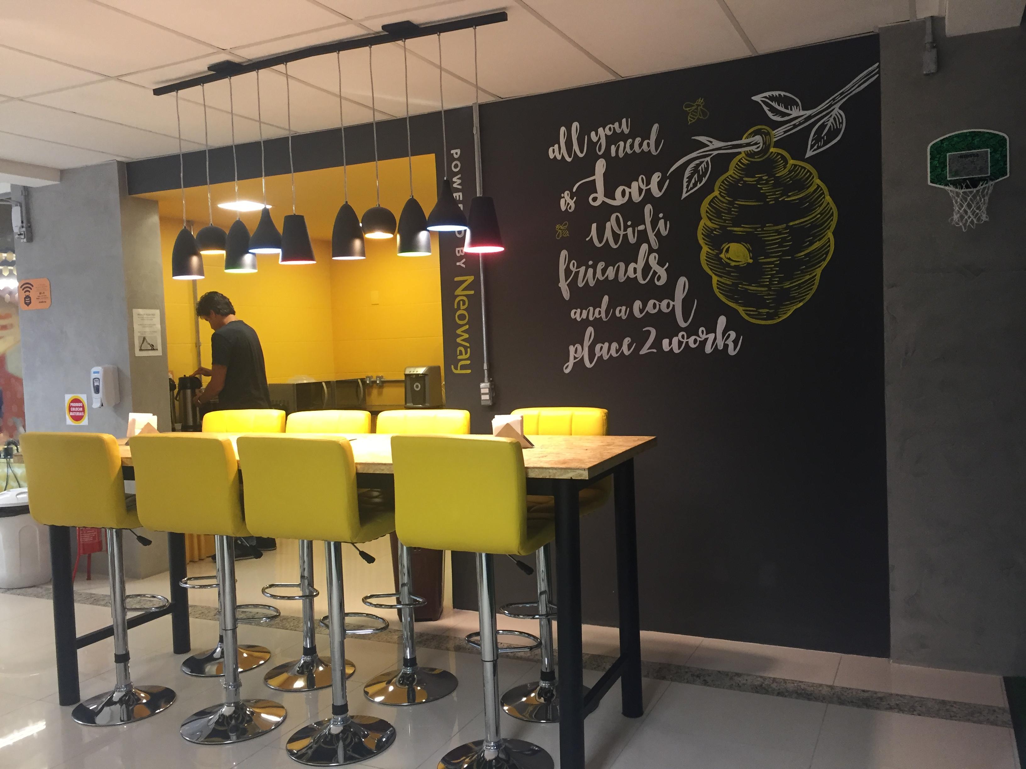 Série De Interação Com Os Habitats De Inovação E Empreendedorismo: Cool2work