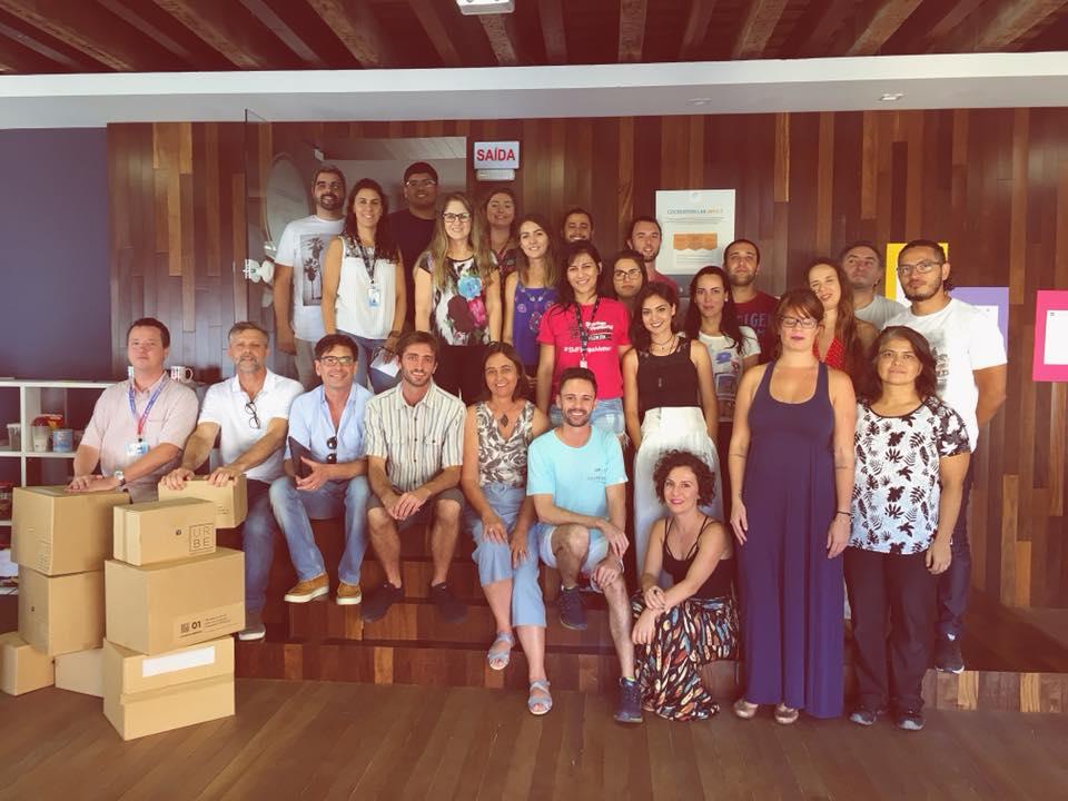 Vila Flores Localizado No Distrito Criativo De Porto Alegre é Apresentado No EGC