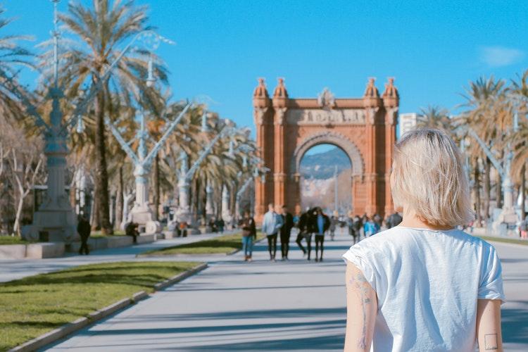 Arco do Triunfo; Barcelona; Distrito de Inovação;