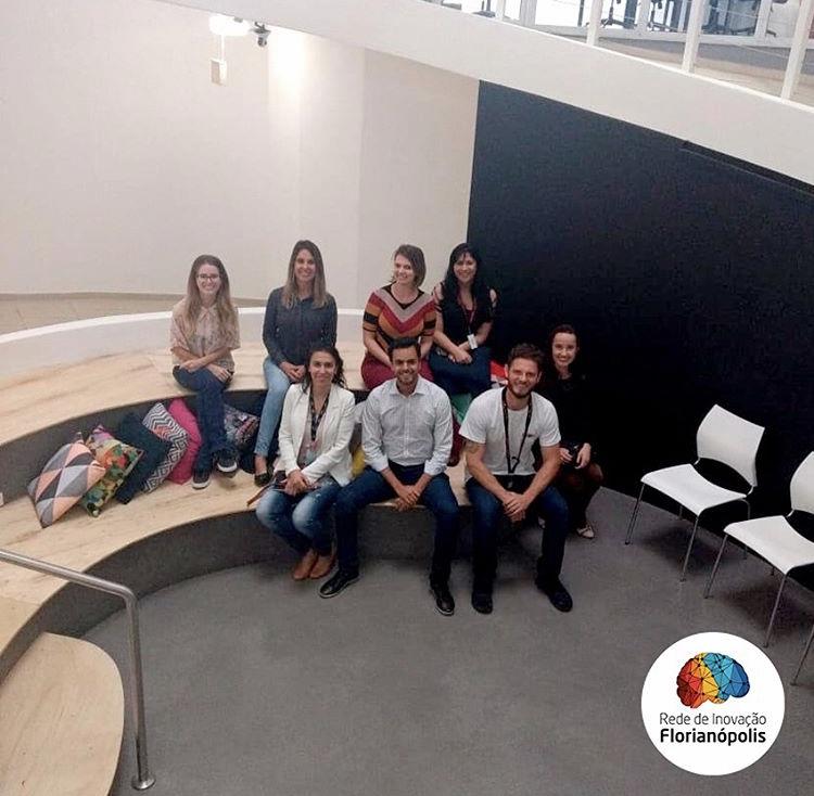 Reunião De Lançamento Do Centro De Inovação SOHO