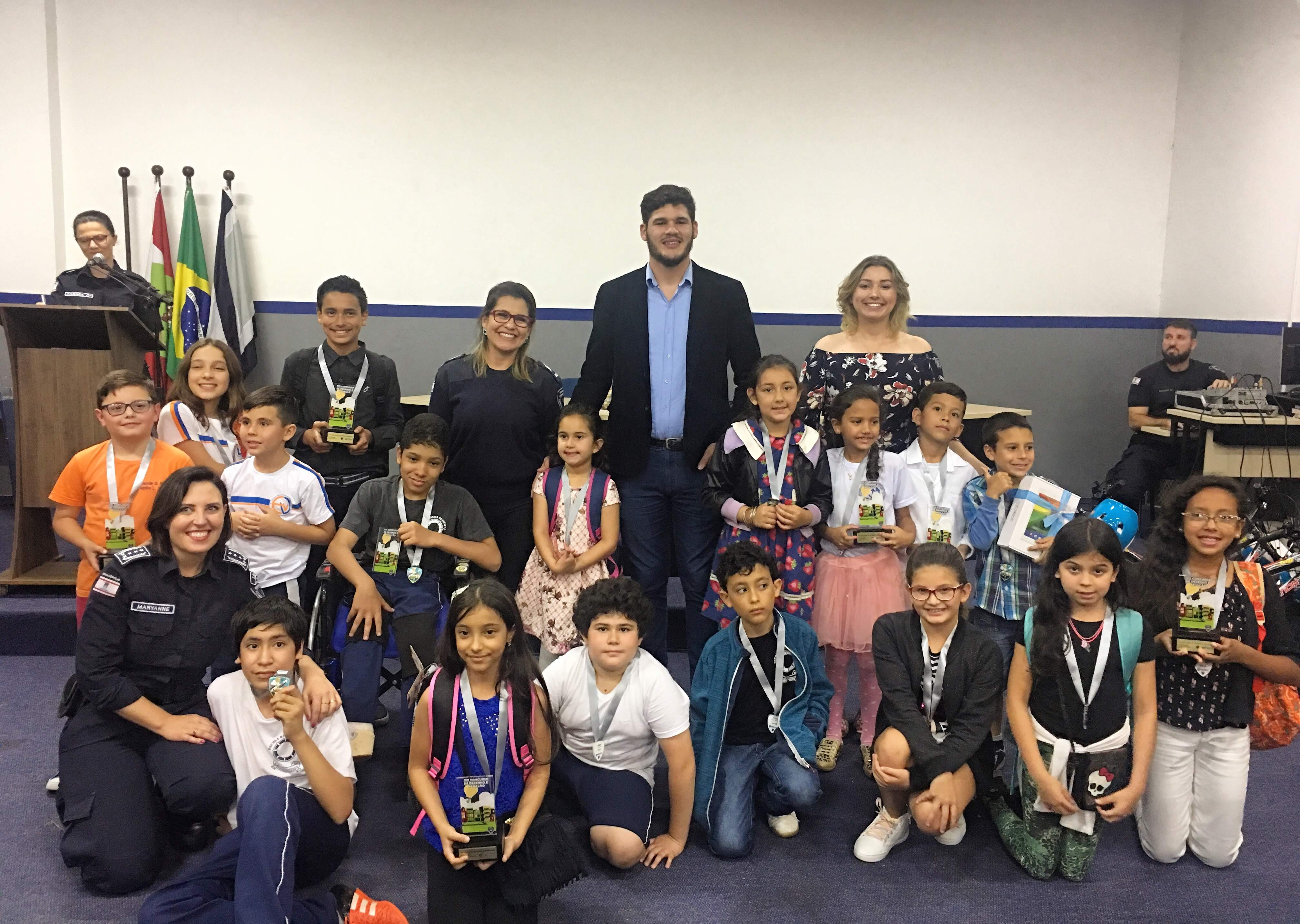 Crianças Por Uma Cidade Mais Inovadora – Premiação Do Floripa Inovadora