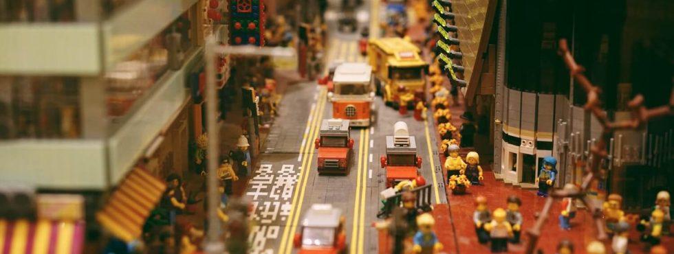 Lego Asia