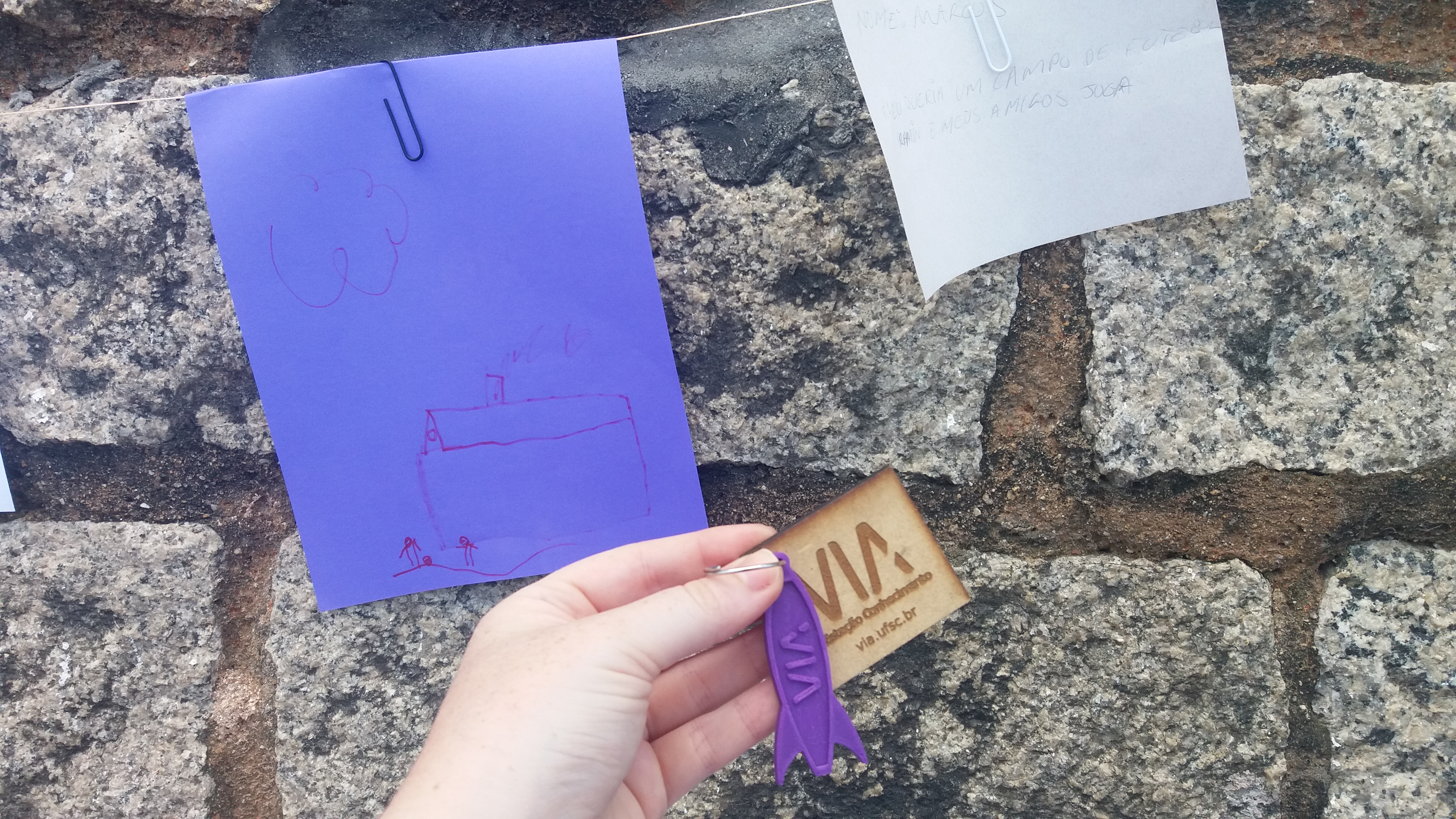 Praça Da Criança: Team VIA Participa Do Mutirão De Limpeza!