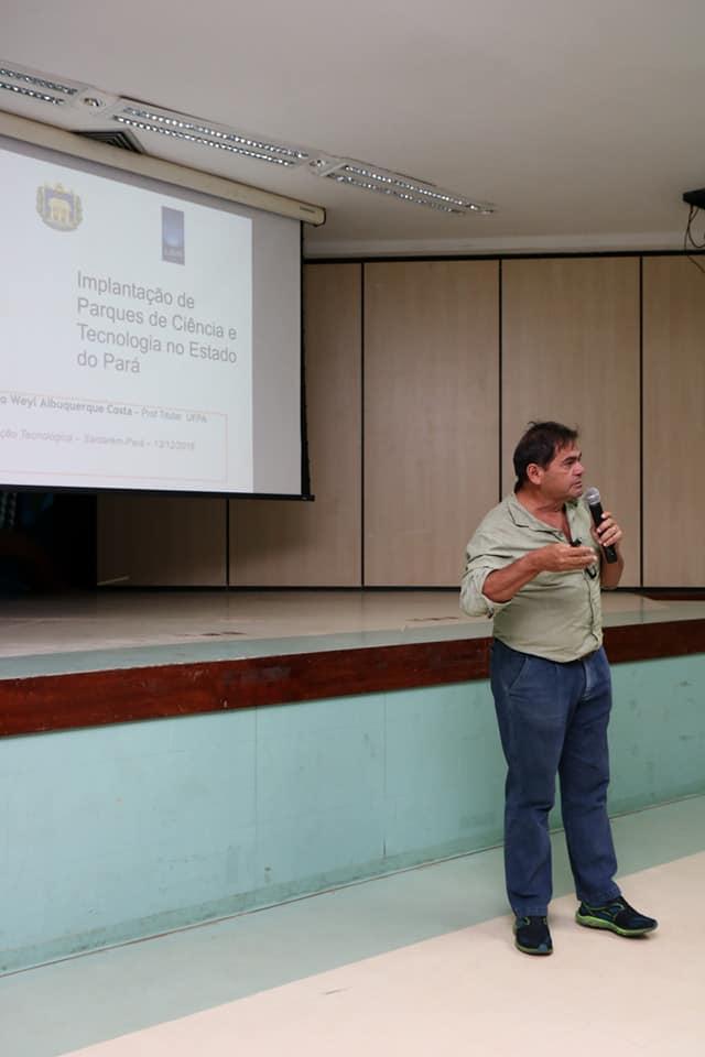 Prof. Dr. João Crisóstomo Weyl - LEA UFPA