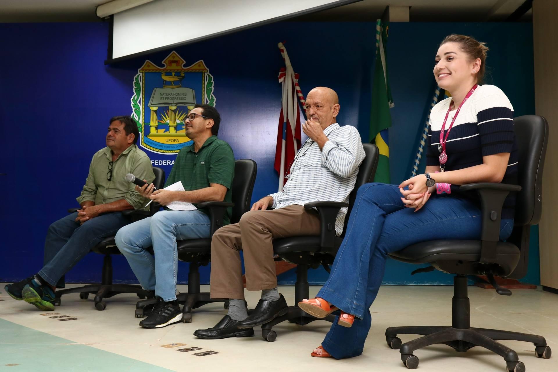 Semana De Inovação Tecnológica Da UFOPA – Amazônia