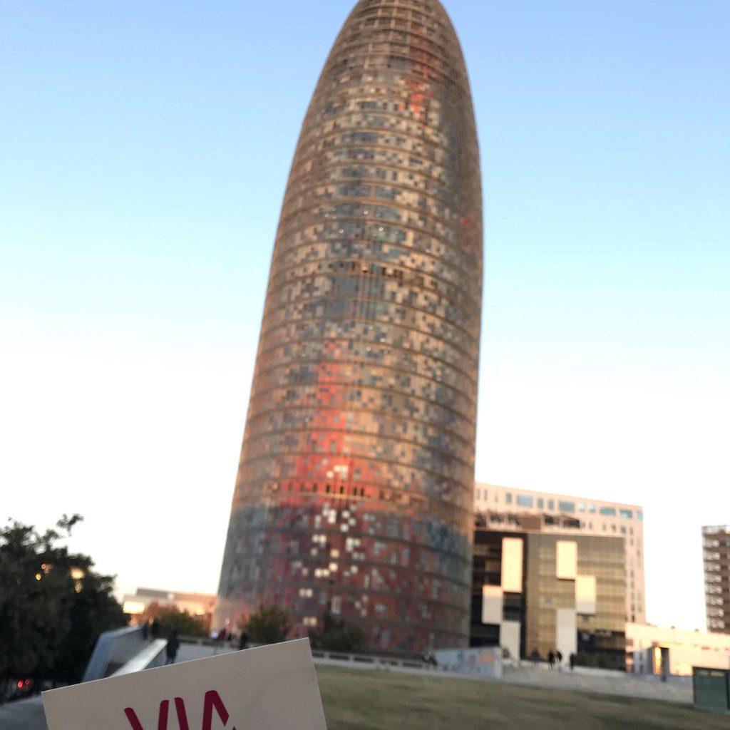 VIA Em Barcelona