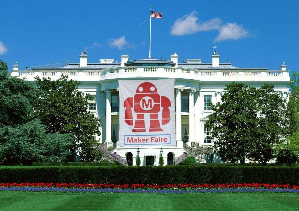 Maker Faire – White House
