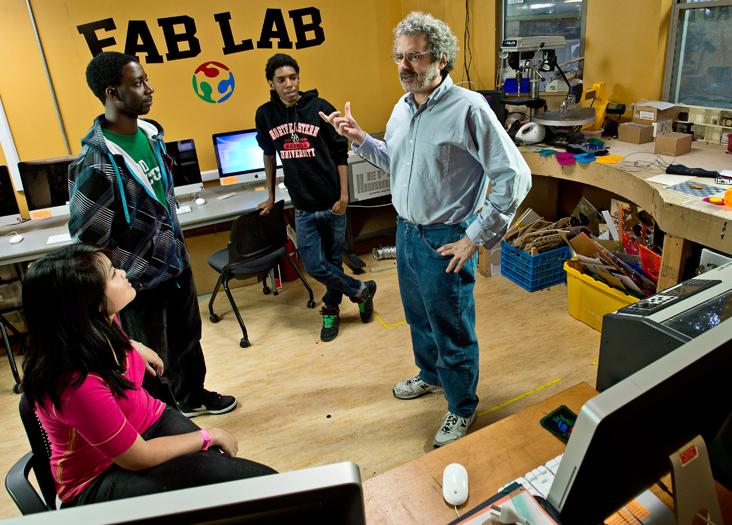 Neil Gershenfeld Fab Labs