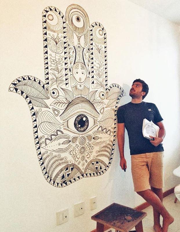 Lucas, Arquiteto Urbanista Na Art In Loco
