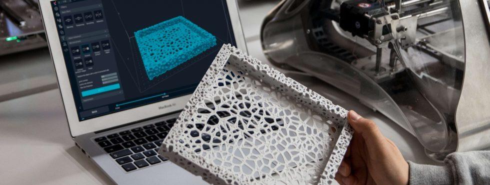 Impressão 3D – Destaque