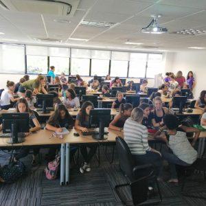 Meninas Technovation Florianópolis